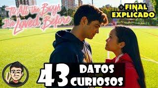 Download 43 Cosas Que No Viste En 'A Todos Los Chicos De Los Que Me Enamoré' De Netflix + Final Explicado Video