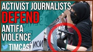 Download Antifa Attacks Journalists and Far Left Media Defends Antifa Video