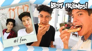 Download HOW A FAN BECAME MY BEST FRIEND Video