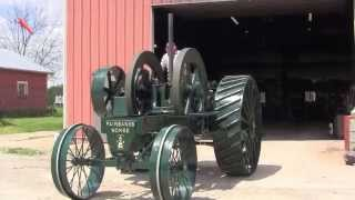 Download Hand Starting 1913 Fairbanks Morse Tractor 25 HP Video