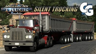 Download Silent Trucking - Mack R Series - Tonopah to Bakersfield - ATS No Commentary Gameplay Video