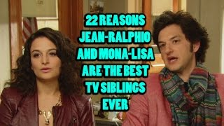 Download 22 Reasons Jean-Ralphio and Mona-Lisa Are The Best TV Siblings Ever Video