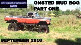 Download ONSTED MUD BOG PART ONE SEPTEMBER 2016 ONSTED, MICHIGAN Video