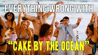 Download Everything Wrong With DNCE - ″Cake By The Ocean″ Video