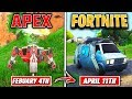Download Top 5 Things Fortnite COPIED From APEX LEGENDS! Video