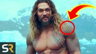 Download 8 Justice League Easter Eggs You Totally Missed Video