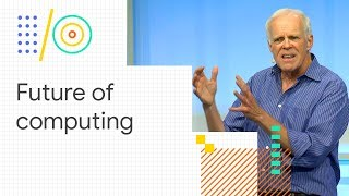 Download The future of computing: a conversation with John Hennessy (Google I/O '18) Video