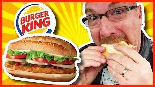 Download Burger King - Ultimate Original Chicken Sandwich Review Video