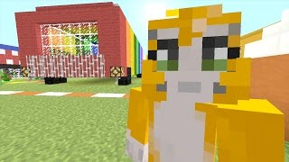 Download Minecraft: Xbox - Building Time - Party Bus {70} Video