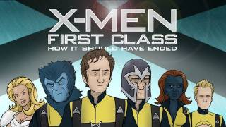 Download How X-Men: First Class Should Have Ended Video