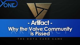 Download Why the Valve Community is Pissed About Artifact, the Dota Card Game Video