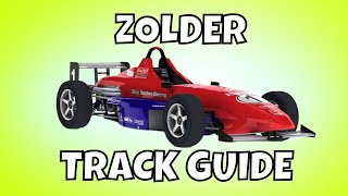 Download iRacing Skip Barber Track Guide - Circuit Zolder Video