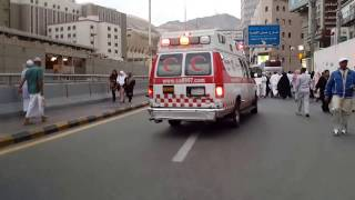 Download Walking from Masjidil Haram to al Banonah Hotel Makkah Video