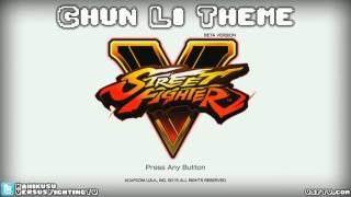 Download STREET FIGHTER V : Chun-Li Theme (long version) Video