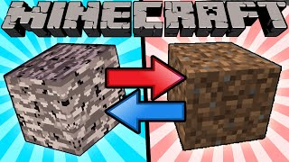 Download If Bedrock and Dirt Switched Places - Minecraft Video