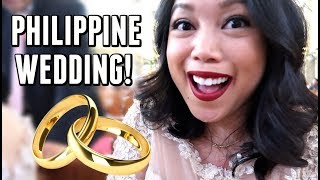 Download Philippine Weddings = BIG WEDDINGS! - ItsJudysLife Vlogs Video