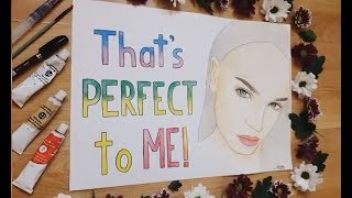 Download Anne-Marie - Perfect To Me [Fan Lyric Video] Video