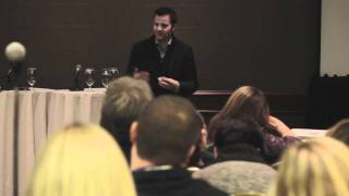Download ORC 2011: Blackberry Playbook - Presentation Highlights Video