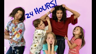 Download No PaReNTs for 24 HoURs In GrAnDMa's House! Video