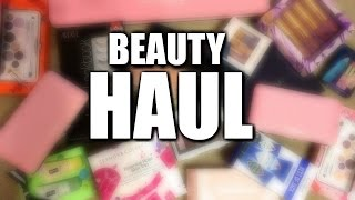 Download HUGE BEAUTY HAUL | Gifts, Black Friday, Cyber Monday & More Video