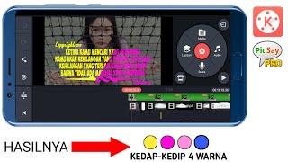 Download CARA TERBARU MEMBUAT VIDEO QUOTES KEDAP KEDIP DI KINEMASTER Video