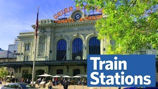 Download Train stations are making a comeback. But why? Video