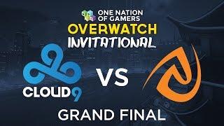 Download ONOG Overwatch Invitational Grand Final - Cloud9 vs. Reunited Video
