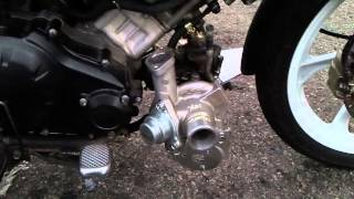 Download Yamaha lc 135 turbo charge part 1 Video