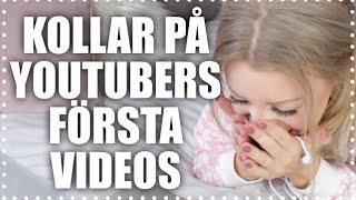 Download 💗 Youtubers första videos 💗 Video