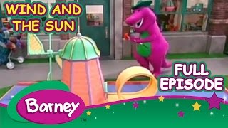 Download Barney Full Episode - Wind And The Sun Video