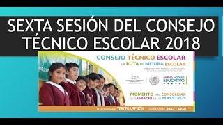 Download Soy Docente: GUÍA SEXTA SESIÓN DEL CONSEJO TÉCNICO ESCOLAR Video