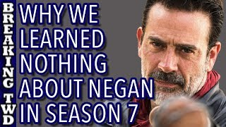 Download NEGAN Season 7 | Why We Learned Nothing About Him | The Walking Dead Season 7 & 8 Video