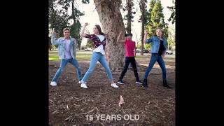Download The FRIENDS Dance by MONTANA TUCKER and LELE PONS!! Video
