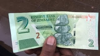 Download Zimbabwe is running out of cash Video