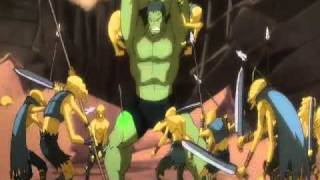 Download Planeta Hulk - trecho dublado Video