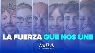 Download MIRA La Fuerza Que Nos Une: Proyectos 2019 -2 Video