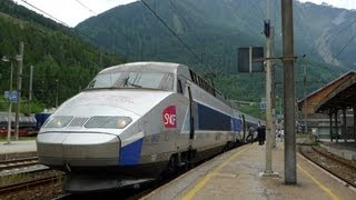 Download Paris to Milan by TGV train - video guide Video