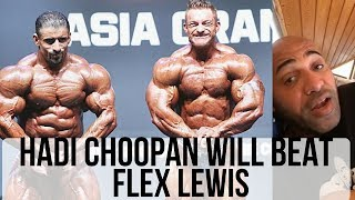 Download FLEX LEWIS was beaten by HADI CHOOPAN in every shot: DENNIS JAMES Video