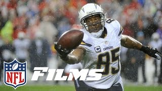 Download #10 Antonio Gates   Top 10 Tight Ends of All Time   NFL Films Video