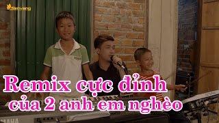 Download Anh cứ đi đi - Thần đồng nhạc sống Phong Bảo [Karaoke] Video