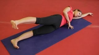 Download How to Exercise Your Hip Abductors & Adductors : Pilates, Stretching & Abs Video