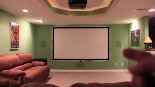 Download DIY Home Theater Screen Video