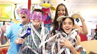 Download WE WON BIG TIME AT CHUCK E. CHEESE!! Video
