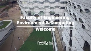 Download Welcome to the Faculty of Engineering, Environment & Computing Video
