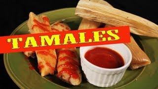 Download Tamale Recipe | The Vegan Zombie Video
