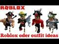 Download Roblox oder outfit ideas! #2 (READ DESCRIPTION) Video