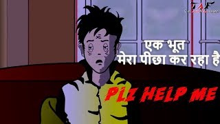 Download Scary Story 'GHOST: The Untold Truth' (Animated in Hindi) Video