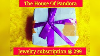 Download *New* Personalized Jewelry Subscription @ 299   The House of Pandora box   November 2017 Video