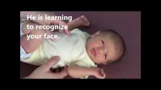Download Your Baby - Visual Development - Birth to One Month Video