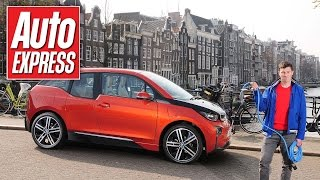 Download BMW i3 road trip to Amsterdam... what could possibly go wrong? Video
